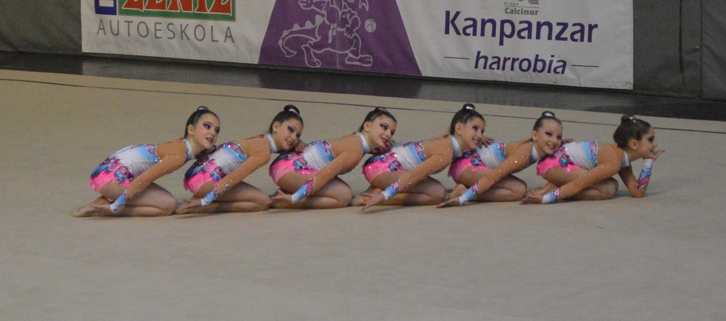 Fotos 2014 | Club gimnasia ritmica Ipurua